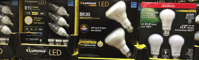 Home LED Lighting - Purchase Considerations